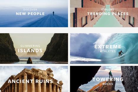 Instagram améliore son moteur de recherche et son volet d'exploration | geeko | Réseaux sociaux & Social network | Scoop.it