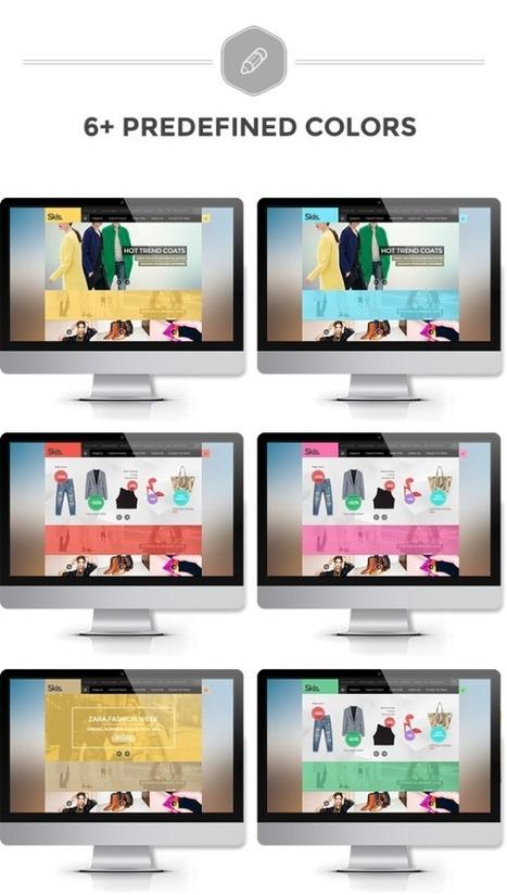 Skis Trendy Opencart Theme For Online Store - ServerThemes.Net | Best Premium OpenCart Themes | Scoop.it