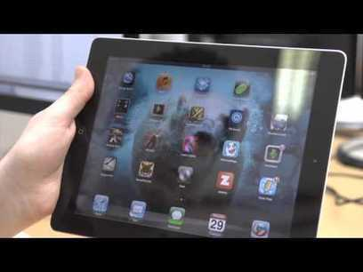 17 iPad Tips & Tricks - The Educator's PLN | idevices for special needs | Scoop.it