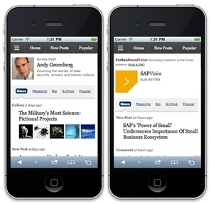 Inside Forbes: Why 1,000 Home Pages Are Better Than One in the Era of Social Media - Forbes | New Journalism | Scoop.it
