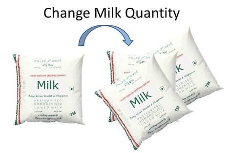 Order for More Milk Quantity | Easymilk | Scoop.it