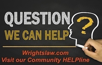 Can the School Deny Section 504 Accommodations in an AP Course? | The Wrightslaw Way | The World of Dyslexia | Scoop.it