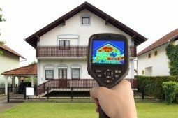 Thermographic Home Inspections | Green Jobs Hudson Valley | Building Diagnostics and Thermal imaging | Scoop.it