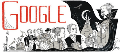 Google Doodles | EDTECH - DIGITAL WORLDS - MEDIA LITERACY | Scoop.it