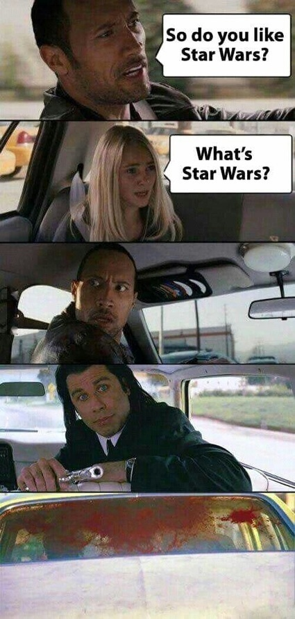 18 'Star Wars' memes to hold you over until the new movie comes out | Vloasis humor | Scoop.it