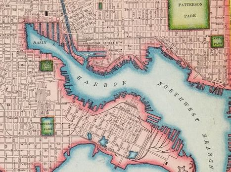 Exciting Cartography: Baltimore Cartography | Cartography | Scoop.it