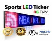Electronic Led Ticker Display | Tickerplay Signs and Displays | Scoop.it