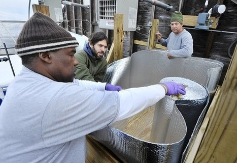 Aquaponics: Baltimore city, suburban residents try hand at fish farming | Local Economy in Action | Scoop.it