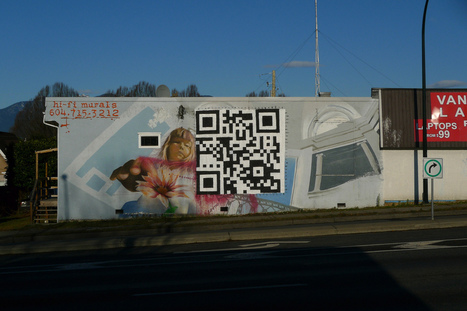 Wooster Collective: Using QR Codes To Restore Murals To Their Original State | QR Codes in the News! | Scoop.it
