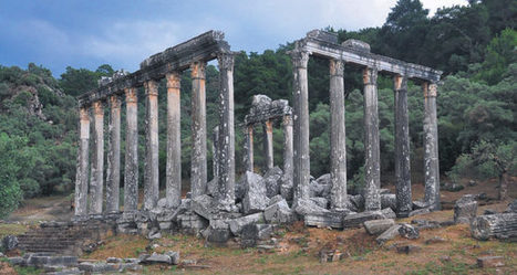 Incomplete ancient temple to be restored   LVDVS CHIRONIS 3.0   Scoop.it