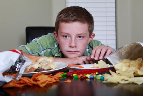 Asthma, eczema more likely in teens eating junk food | BCHS- Ryan Lok | Scoop.it