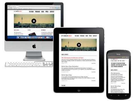 Responsive webdesign : adapter un site à toutes les résolutions[ Usaddict: Ressources sur l'ergonomie des interfaces (le blog Usabilis)] | Responsive & ergonomie | Scoop.it