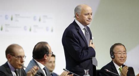 Cop21 : Laurent Fabius rend finalement son mandat de président | Remarquables | Scoop.it