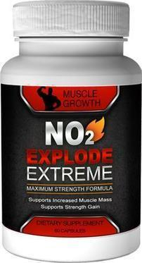 The Power Of Safe Muscle Enhancement NO2 Explode Extreme by Marry C. | You Should Make Your Body Strong | Scoop.it