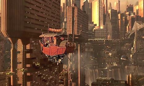 Futuro imaginario: representaciones del paisaje urbano en el cine contemporáneo | Ramírez Ibarra | | Comunicación en la era digital | Scoop.it