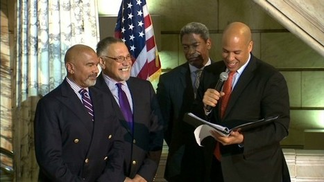 Same-sex marriages start in New Jersey, 14th state to recognize such unions - CNN | Equal Marriage Rights | Scoop.it
