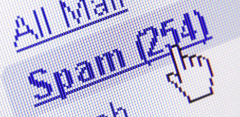 Cyberescrocs noyés sous le spam par un logiciel | Chroniques libelluliennes | Scoop.it