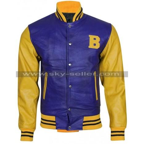 Teen Wolf Letterman Varsity Bomber Jacket   Sky-Seller : Men Leather Jackets   Scoop.it