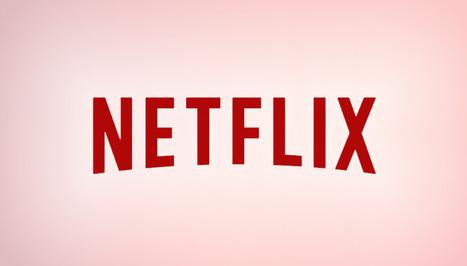 Netflix flaunts new logo alongside brighter site design | Digital-News on Scoop.it today | Scoop.it