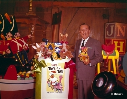 Disney and the Toys for Tots Foundation - Walt Disney World For ... | A little bit Disney | Scoop.it