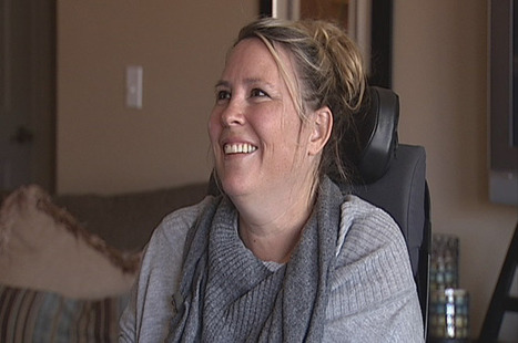 Living with ALS: 'Everybody else is your hands and your feet' - KMTR NewsSource 16 | Lou Gehrig's disease | Scoop.it