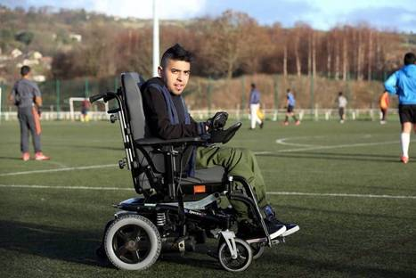 United hire wheelchair-bound coach who could be next Fergie | Disability | Scoop.it