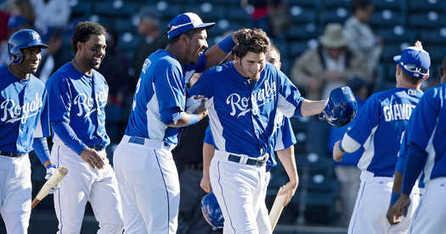 Wood's walk-off homer lifts Royals over Rangers - KansasCity.com | Kansas City Talk | Scoop.it