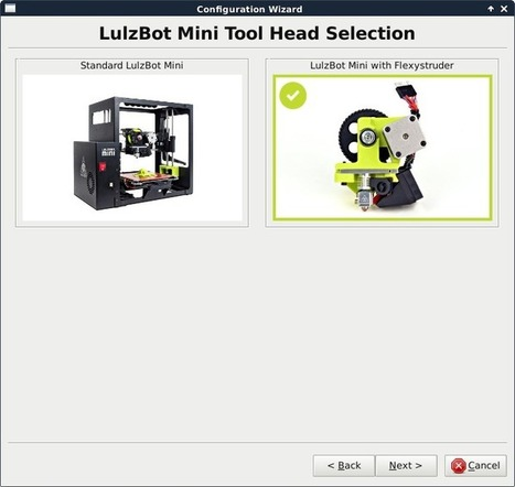 Aleph Objects to Release New Flexystruder Tool Heads for LulzBot 3D Printer Lineup at Inside 3D Printing Conference Santa Clara | 3D Printing in Manufacturing Today | Scoop.it