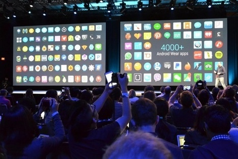 10 biggest announcements at Google I/O 2015 | Wiki_Universe | Scoop.it