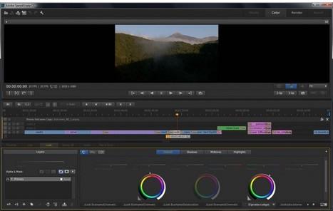 Direct Link, la vía directa entre Premiere Pro y SpeedGrade | digitalfrozen | Colorista | Scoop.it