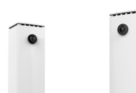 IC Real Tech Lets You Stream Virtual reality With 720-Degree Allie Camera | cool stuff from research | Scoop.it