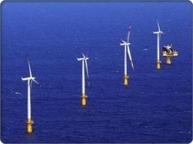 Le développement des éoliennes en mer va s'accélérer | great buzzness | Scoop.it