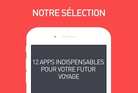 Tourisme et mobile: 5 chiffres à connaître - Voyage Sur Le Net | Chiffres clés du numérique | Scoop.it