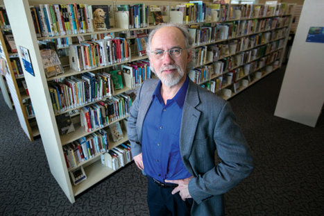Can Libraries Survive the E-Book Revolution? | digital divide information | Scoop.it