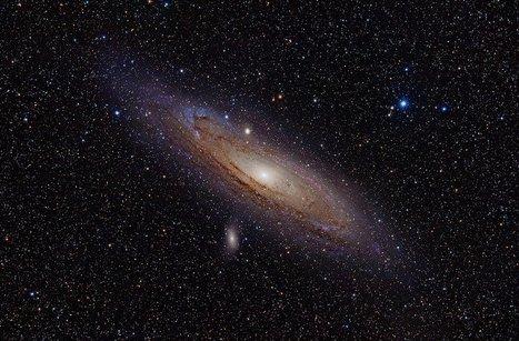 Si el universo se expande ¿por qué hay colisiones entre galaxias?   Recull diari   Scoop.it