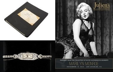 Marilyn Monroe Items from the Estate of Lee Strasberg to be auctioned - A Beauty Feature | A Beauty Feature | Scoop.it