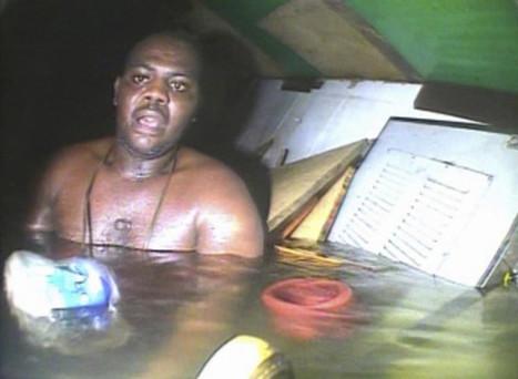 06/12 Harrison Odjegba Okene sobrevive tres días en el fondo del océano   asunciononline.com   Scoop.it