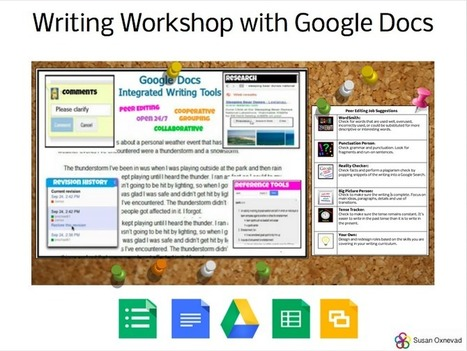 Google Tools for Your Classroom | Google Docs for Learning | Scoop.it