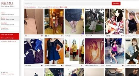 Re.mu : un réseau social pour les fashionista | NCIT | Scoop.it