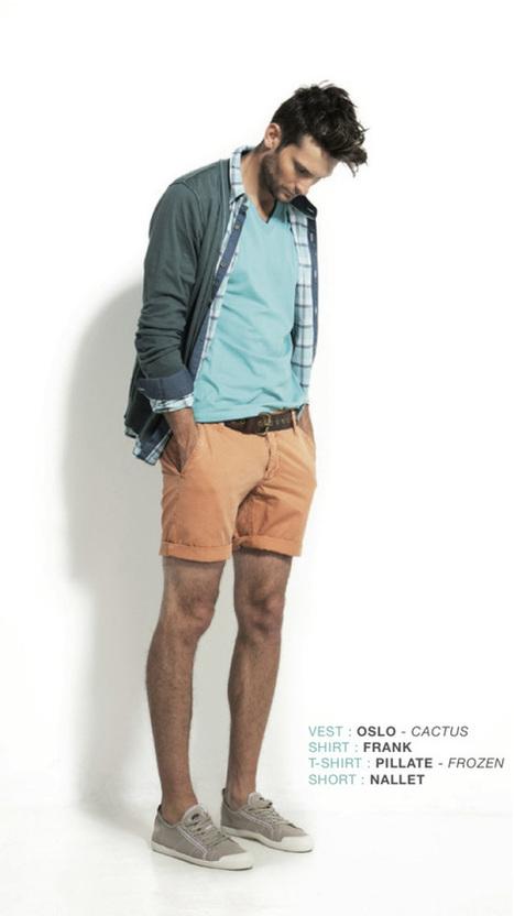 Le look du jour : short pastel | Mode Trends | Scoop.it
