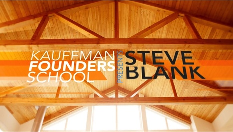 Get the Heck Out of the Building in Founder's School: Part 2 | lab2innovation | Scoop.it