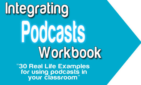 Free Integrating Podcasts Workbook | FLTechDev | Scoop.it