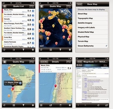 Spatialworlds: The app opportunity for the geography classroom | Spatial Education and technology | Scoop.it