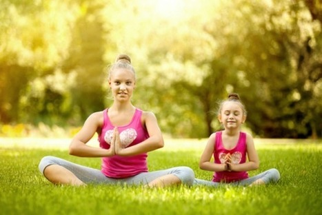 More Kids Are Doing Yoga and Using Natural Remedies Like Melatonin and ... - EcoWatch | wellness | Scoop.it