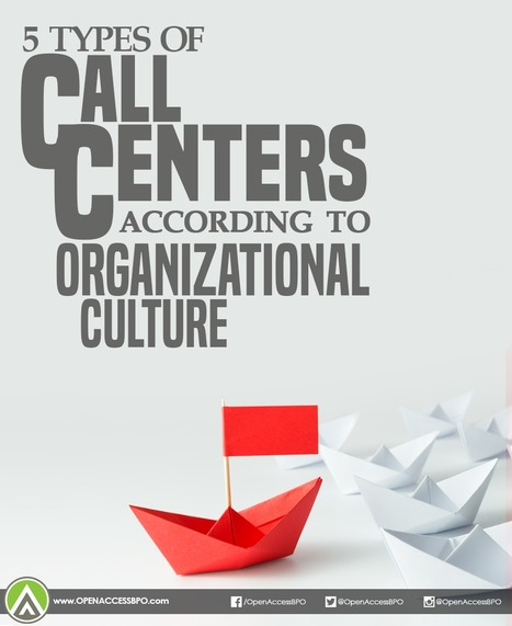 5 Types of call centers according to organizational culture   Open Access BPO   Outsourcing and Customer Service   Scoop.it