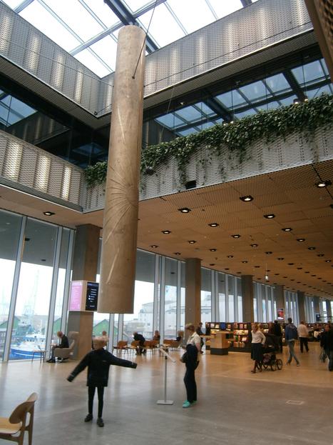 Aarhus : du mythe à la réalité | Bulletin des bibliothèques de France | architecture & design en bibliotheques | Scoop.it
