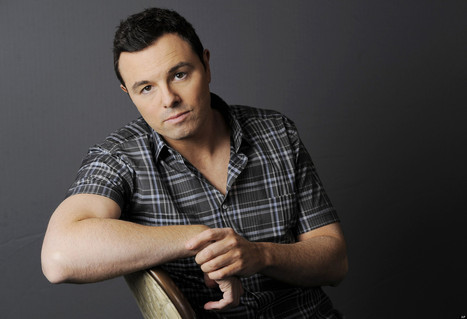 Seth MacFarlane's Shocking Rihanna & Chris Brown Joke | fitness, health,news&music | Scoop.it