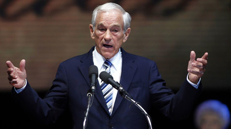 "Ron Paul: ""Culpen a la Reserva Federal y no a China del desplome financiero mundial"" 