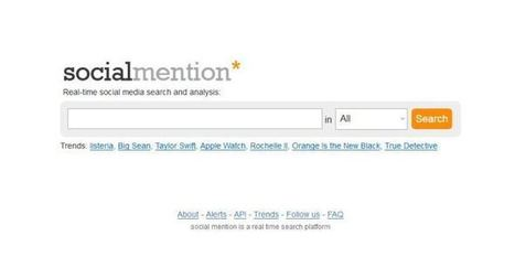 Socialmention, monitorare e misurare sui social media | Claudia Beggiato | #communicando | Scoop.it