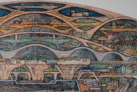 Paolo Soleri and the cities of the future | D_sign | Scoop.it